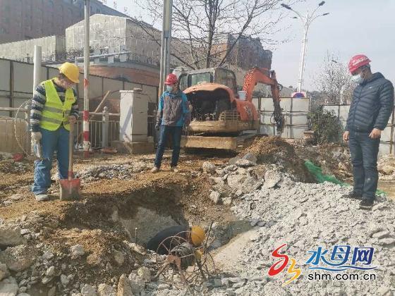 山東煙台(tai)兩處過街天橋復工(gong) 總(zong)投資約3600萬元