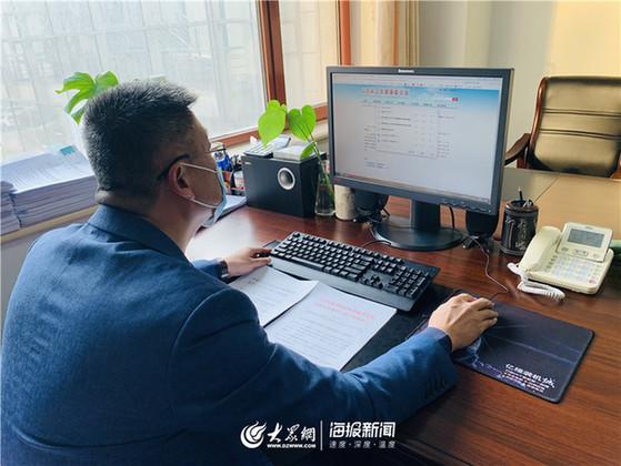 德州確定實行健(jian)康通行卡制(zhi)度 保復工復學(xue)道路(lu)暢(chang)通
