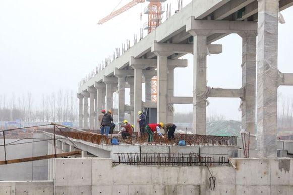 德州16項(xiang)重點水利工程復工 工地實行封閉(bi)式管理(li)