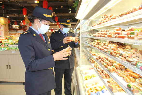 邹平市市场监管局开展食品安全专项监督抽检