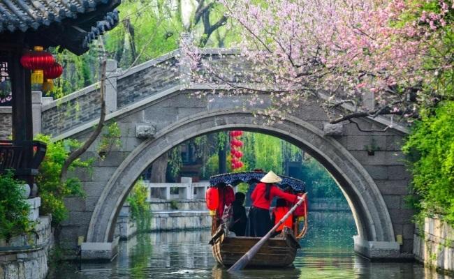 臺兒莊古城十舉措打造安心遊 春暖花開,等你來