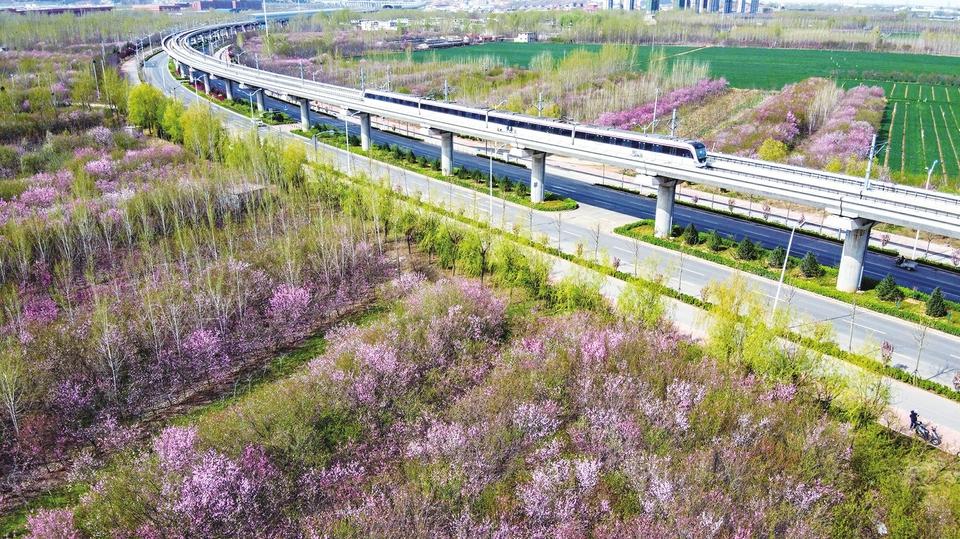 濟南地鐵1號線運營滿1年 改變的不止(zhi)出(chu)行xie)絞 /></a><span class=