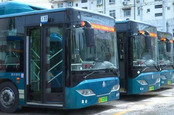 清明節小(xiao)長假期間 濟南公交運(yun)送乘客186萬(wan)余人次