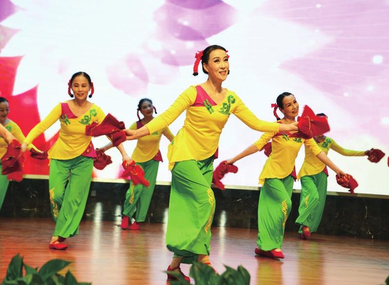 首屆泉城老年文化藝術季頒獎儀式舉行