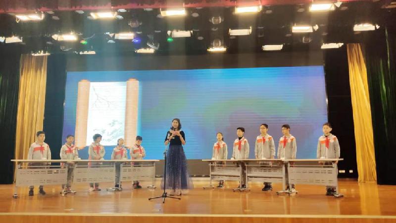 """濟南市營東小學舉辦""""二安""""文化藝術節"""