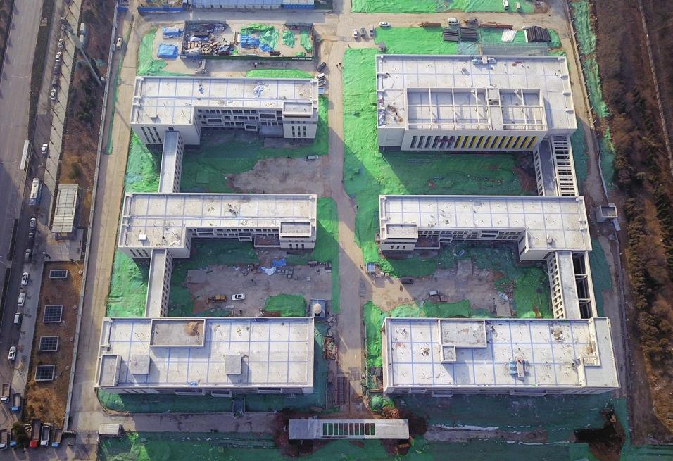 濟南西客站片區再添一所九年一貫制學校