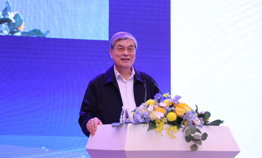 中国工程院院士潘云鹤作主旨演讲