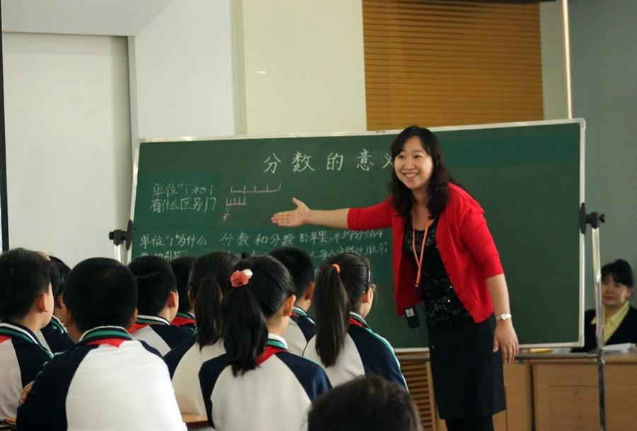 秦永华:用热爱和专注一辈子干好教育