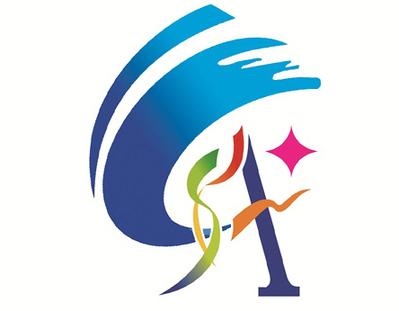 13届亚洲艺术节标志是咱菏泽小夥设计(图)图片